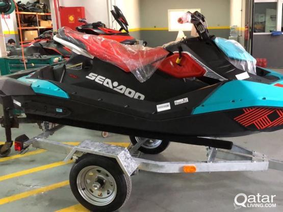 SeaDoo Jet Ski