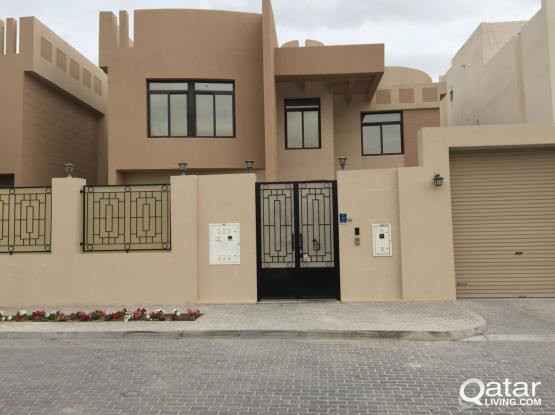 6 Bedrooms + Maidroom Brand New Standalone Villa in Abu Hamour