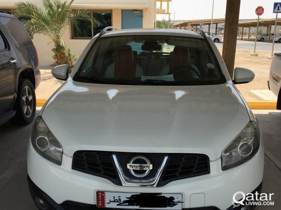 Nissan Qashqai SE 2012