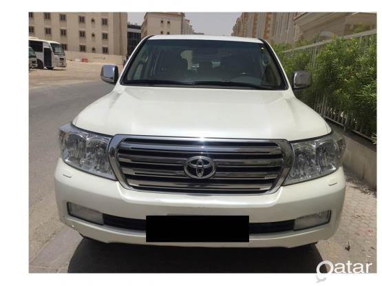 Toyota Land Cruiser GXR 2011
