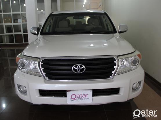 Toyota Land Cruiser GXR 2012