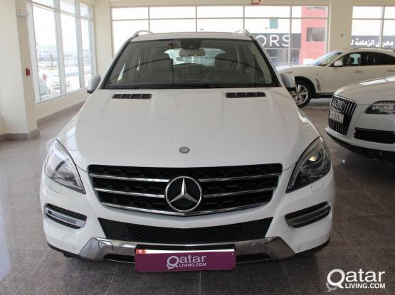 Mercedes ML 350 2014