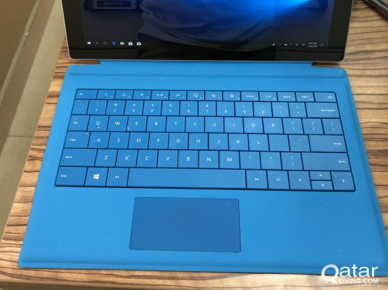 Microsoft surface pro 3 (rarely used) for sale