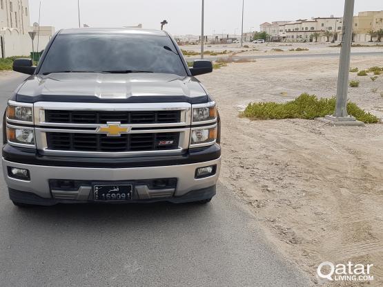 Chevrolet Silverado LT 2014