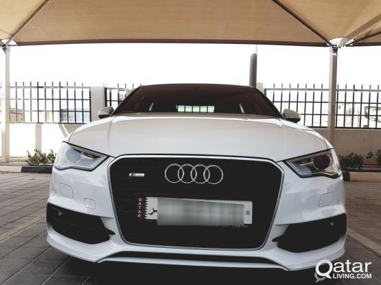 Audi A3 S-Line 2015