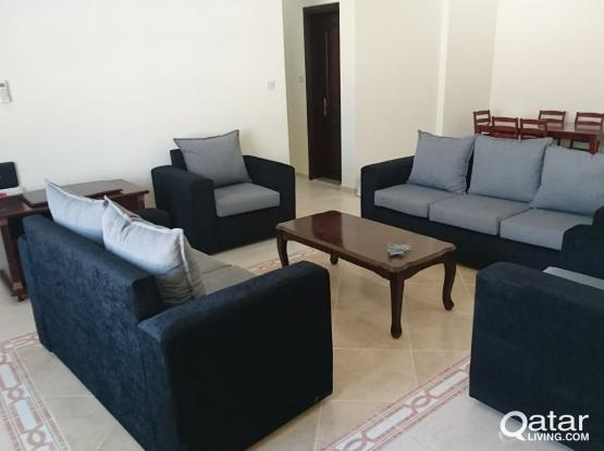 No Commission Fully Furnished 2 BHK in Old Airport Near Lulu Hyper market In 'D' Ring road