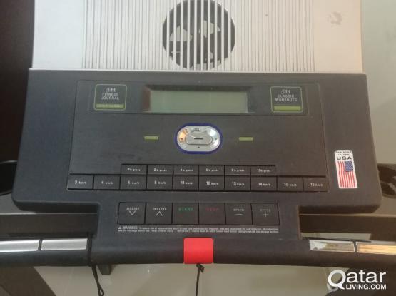 Treadmill For sale needs maintenance
