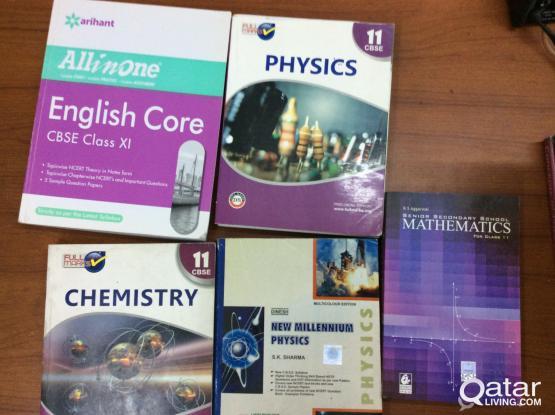 CBSE class 11 guide books