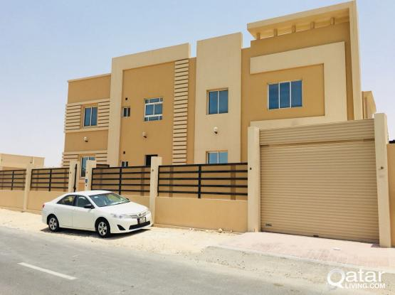 Brand New Standalone Villa At Thumama for Family or Company Staffs