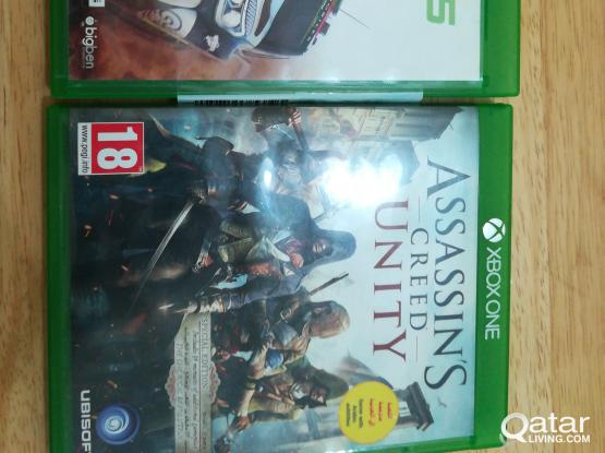 Xbox one games for sale or swap