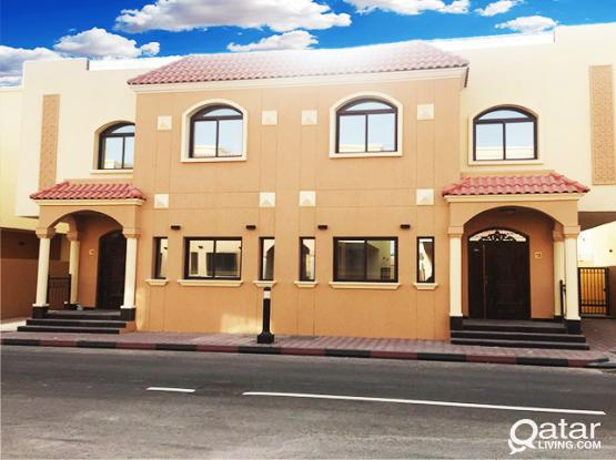 6 bedroom villas for rent in Ain Khaled