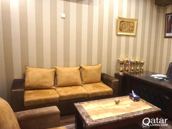 ** NO COMMISSION** EXCELLENT OFFICE SPACE AVILABLE IN AZIZIA
