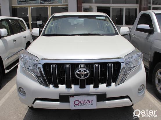 Toyota Prado TXL 2015
