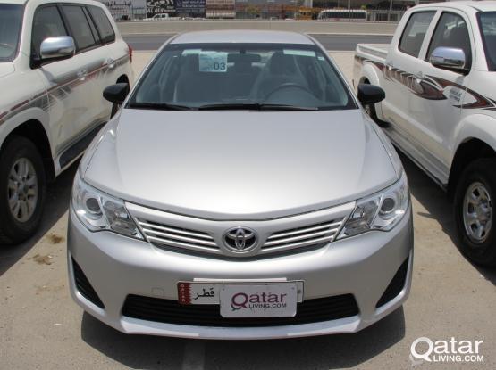 Toyota Camry GL 2015