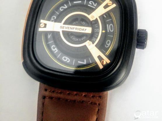 SEVENFRIDAY (Class A) watch