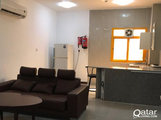 1 bhk fully furnished apartment for rent in umm ghuwalina