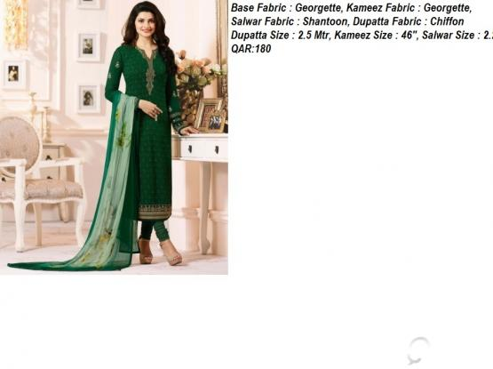 Indian Churidhar Material for sale