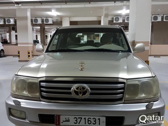 Toyota Land Cruiser GXR 2007