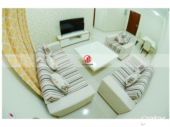 Direct from Landlord ! LAVISH 2 BHK FURNISHED APARTMENTS @ OLD AIRPORT AREA !