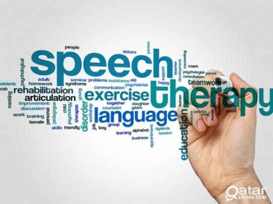 Qatar Speech Therapy -
