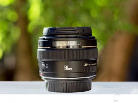 canon 50MM 1.4 usm lense
