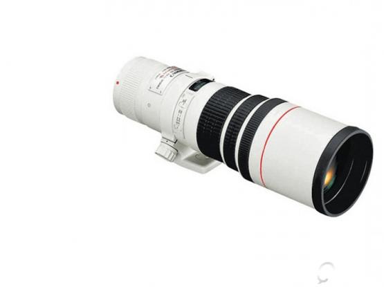 canon 400MM f5.6  lense