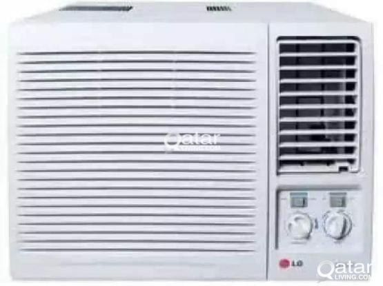 used 2 window AC good condition