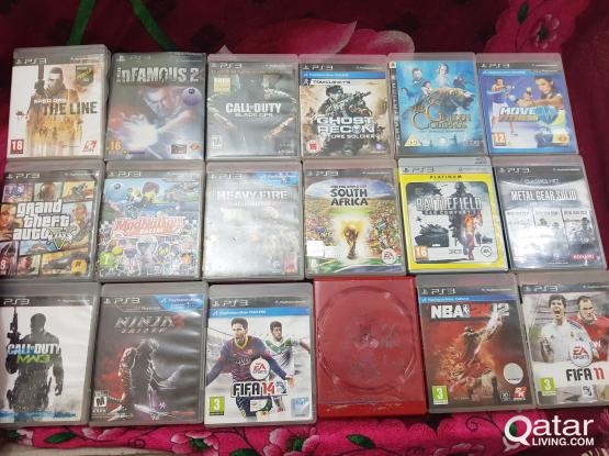 PS3 320 GB+15 games perfect working condition