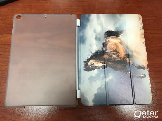 Designer ultra-thin magnetic cover for iPad