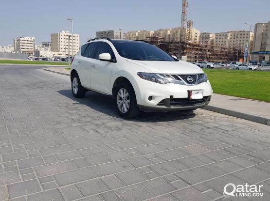 Nissan Murano SL 2013