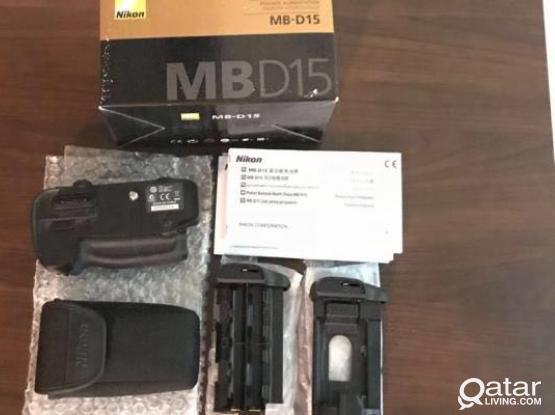 Nikon MB-D15 Battery Pack / Grip