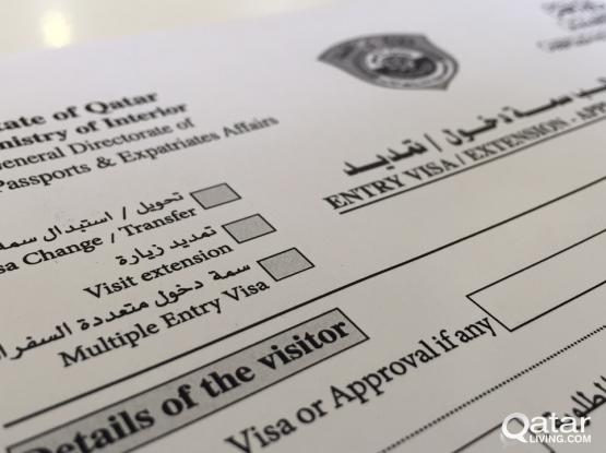 Providing attested House contract for Family visa.