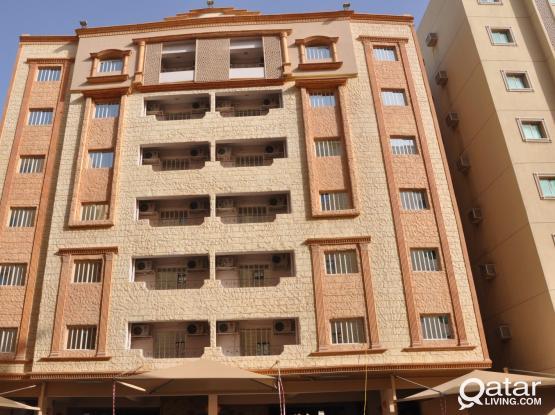 2 BHK SPACIOUS APPARTMENTS FOR  EXECUTIVES  @ NAJMA BEHIND NESEEM AL RABEE HOSPITAL