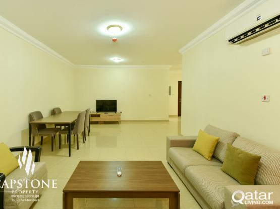 FREE 1 Month | Huge 2BR Furnished Apt. near D-ring (NO AGENCY FEES)