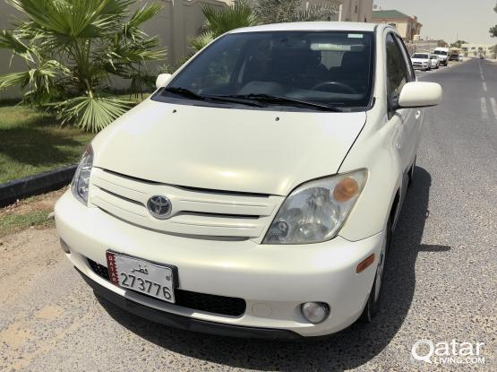 Toyota xA 2004