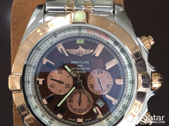 Breitling 1884 Replica Chronometre Certifie