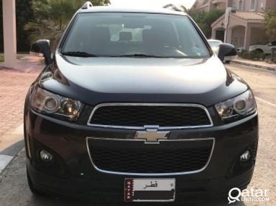 Chevrolet Captiva LT 2013