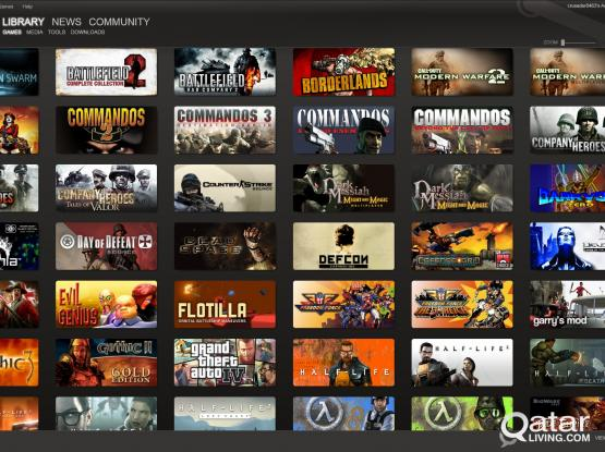 ALL PC GAMES (Cracks Included)