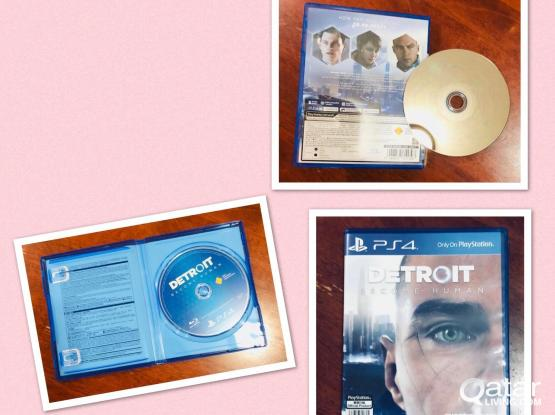 For Sale Detroit Become Human PS4 Game