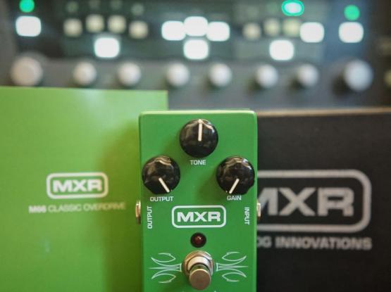 MXR Classic Overdrive