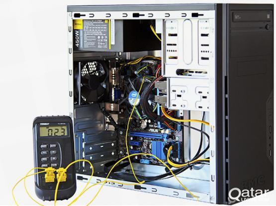 Computer Hardware, Software and Networking establisment