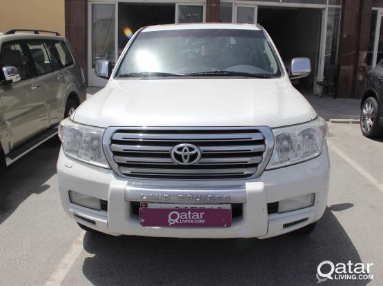 Toyota Land Cruiser VXR 2010