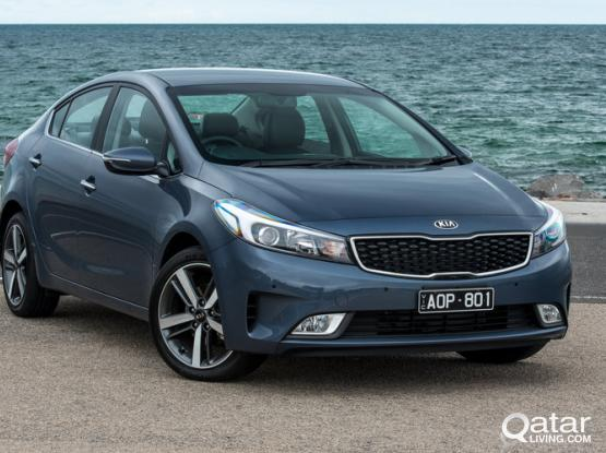 KIA CERATO  FOR RENT. Call: 50447446 / 50449441 / 30834434