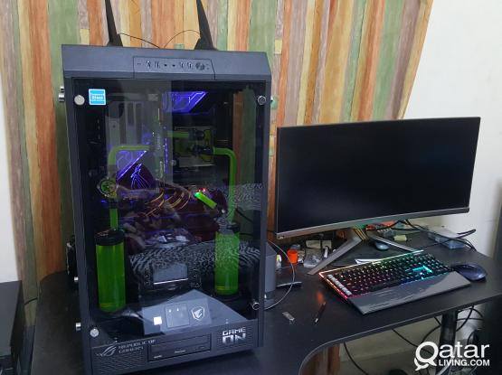 New Extreme Gaming Desktop PC (FOR SALE)