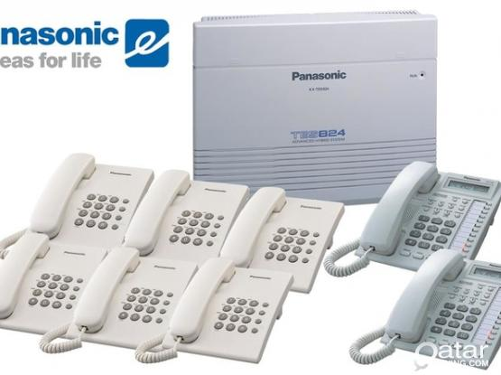 PABX, IP Phone and All Intercom System