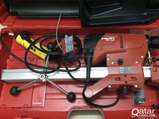 HILTI DD120 Core Drill