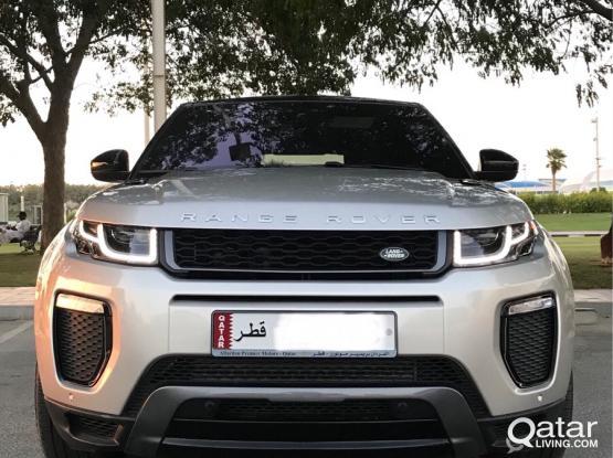 Land Rover Evoque Dynamic Plus 2017