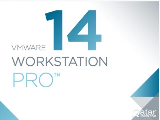 VMware Workstation 14 Pro Full Version
