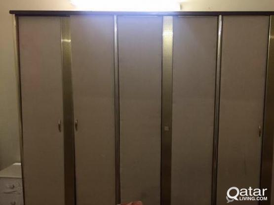 6 door wardrobes for sale