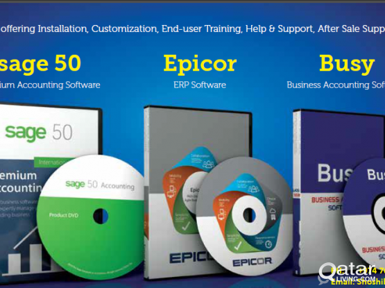 ERP Accounting Softwares
